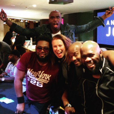 Tips for touring self-care with NATURALLY 7
