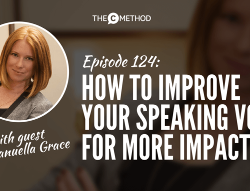 How To Improve Your Speaking Voice For More Impact