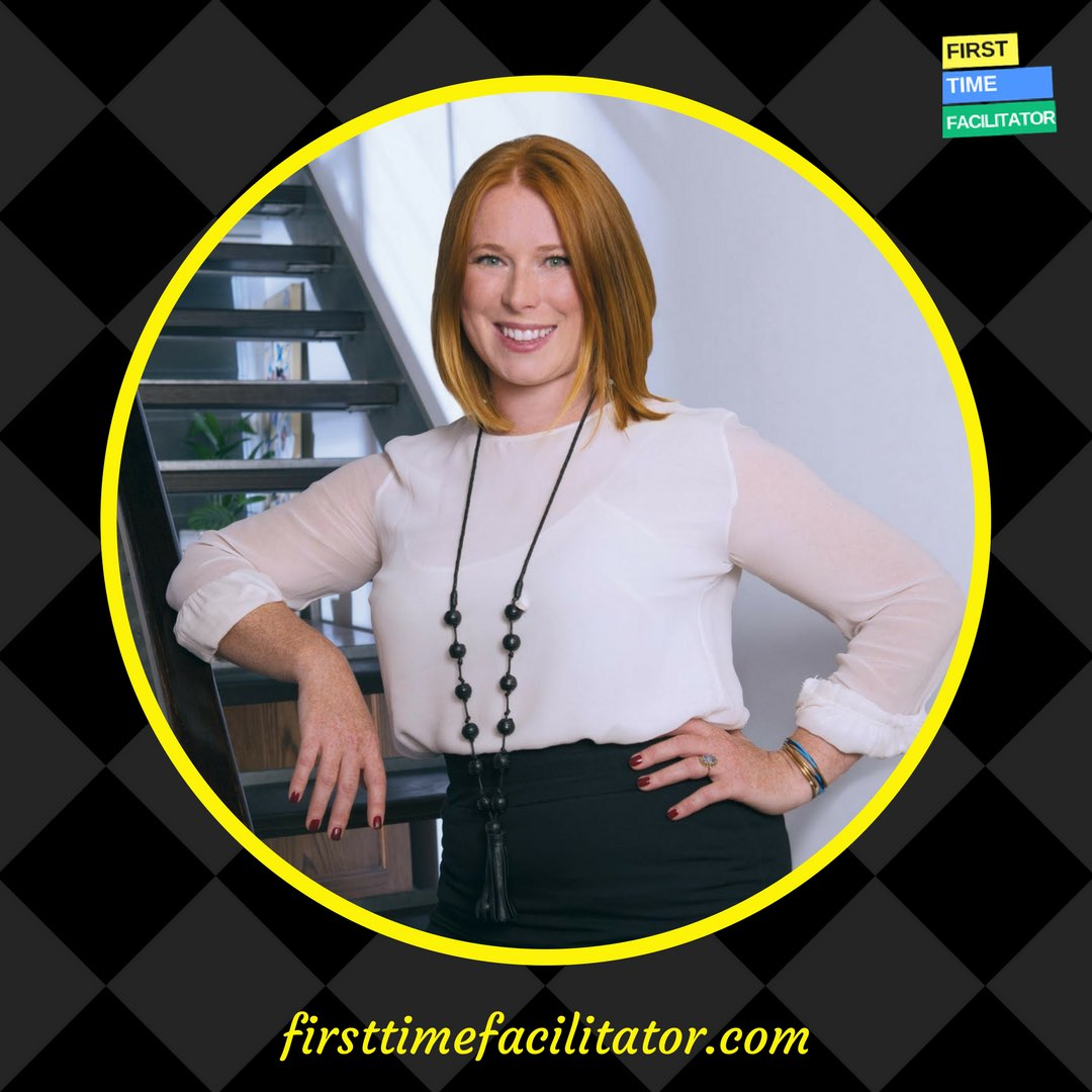 First Time Facilitator Podcast - Leanne Hughes with Ep11 Emmanuella
